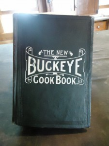 The New Buckeye Cook Book 1904